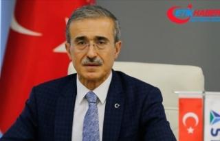 Cumhurbaşkanlığı Savunma Sanayii Başkanı Demir:...