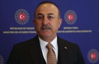 Dışişleri Bakanı Çavuşoğlu: Daha adil ve eşit...