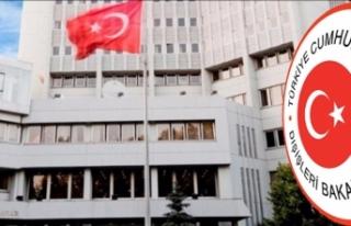 Dışişleri Bakanlığından Türkiye ile Azerbaycan...