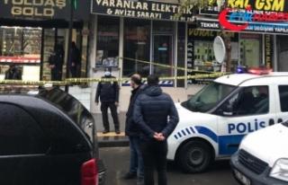 Diyarbakır'da kuyumcudaki soygun girişiminde...