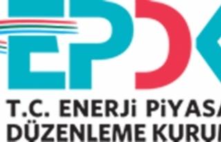 Enerji Piyasası Düzenleme Kurumu'ndan önemli...