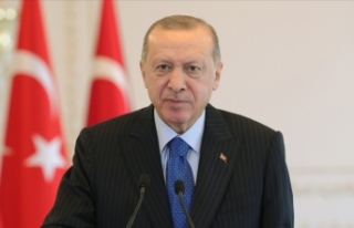 Erdoğan: Mehmet Akif'in vatan tutkusunu tasvir...