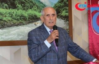 Eski Trabzonspor Kulübü Başkanlarından Özkan...