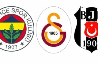 Fenerbahçe, Beşiktaş ve Galatasaray'dan Özkan...