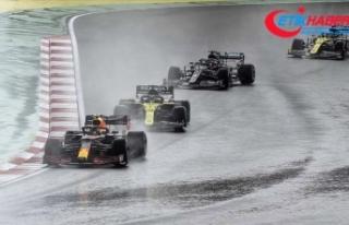 Formula 1'de sezonun en iyi yarışı Türkiye...