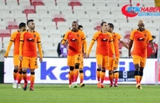 Galatasaray Türkiye Kupası'nda sahne alıyor