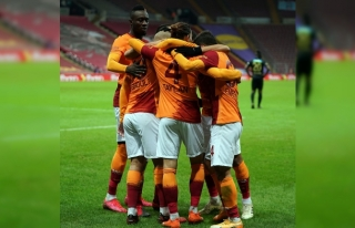 Galatasaray, ligde iç sahadaki 4. galibiyetini aldı