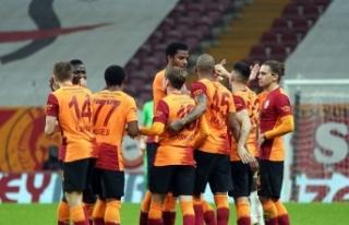 Galatasaray'ın kupa serüveni başlıyor