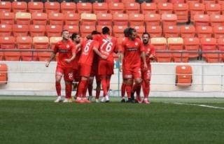 Gaziantep FK kupada ilerlemek istiyor