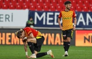 Göztepe, Trabzonspor maçına hazır