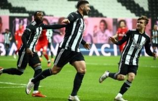 Güven Yalçın'ın ligdeki ilk golü