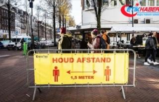 Hollanda İngiltere'ye uçuşları 'şartlı'...