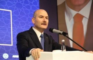 İçişleri Bakanı Soylu'dan Yunanistan'ın göçmenlere...