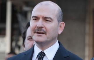 """İçişleri Bakanı Soylu:""""Dün 3 bin 251 personel..."""