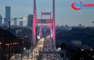 İstanbul'da sokağa çıkma kısıtlaması öncesi...