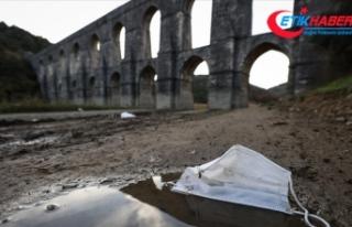 İstanbul'un barajları son 15 yılın en düşük...