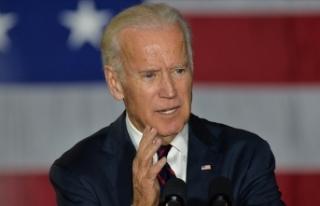"""Biden'dan """"ABD demokrasisine yönelik saldırılara..."""