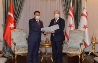 KKTC'de yeni kabine listesi Cumhurbaşkanı Tatar'a...
