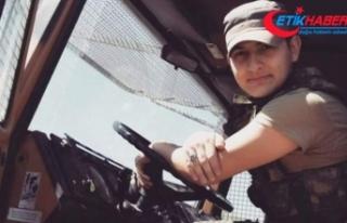 Kütahyalı Uzman Onbaşı Güler trafik kazasında...