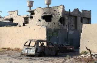 Libya Savunma Bakanlığı: Hafter mağdurlarının...