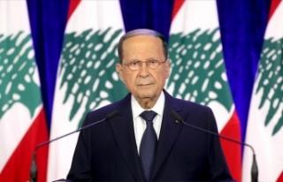 Lübnan Cumhurbaşkanı'ndan ülkesine yardım...