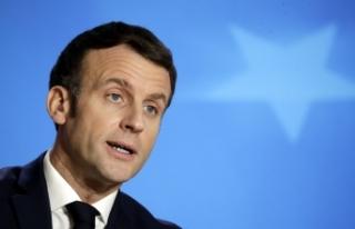 Fransa Cumhurbaşkanı Macron: Daha çok zaman bu...