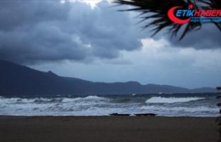 Meteoroloji bazı bölgeleri kuvvetli rüzgar konusunda...