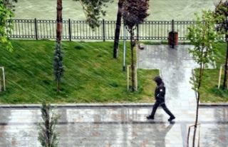 Meteoroloji Türkiye'nin doğu kesimleri için...
