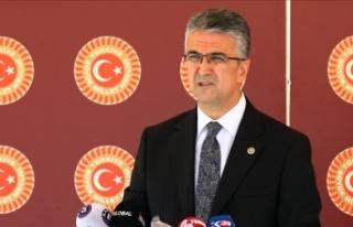 MHP'li Aydın'dan AİHM'in Demirtaş...