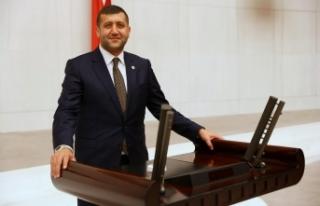 MHP'li Ersoy: Kayseri halkı yüksek hızlı...