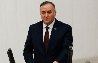 MHP'li Akçay: CHP Beyaz Saray Dilencisidir