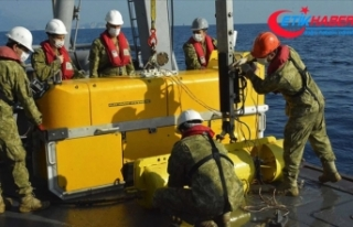 MSB: Cumhuriyeti tarihinin en derin sonar görüntüleme...
