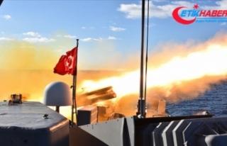 MSB: Ege Denizi'nde 'Denizaltı Savunma...