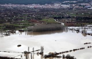Muğla'da kuvvetli yağış nedeniyle tarım...