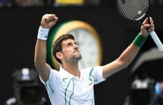 Novak Djokovic zirvede 300 haftaya ulaştı