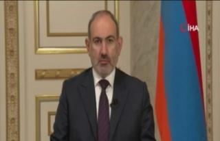 Papaz'dan Ermenistan Başbakanı Paşinyan'a sert...
