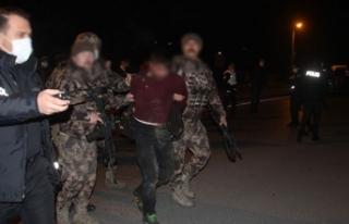 Polisi vuran şahıs PÖH'ün nefes kesen operasyonu...
