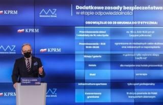 Polonya'da 17 Ocak'a kadar ulusal karantina ilan...
