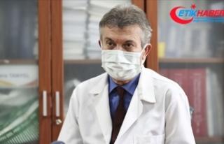 Prof. Dr. Balık: Virüste şu ana kadar Kovid aşılarını...