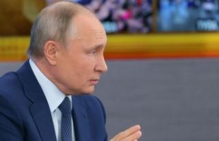 Putin: 'Dağlık Karabağ, Azerbaycan'ın...