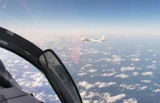 Rus ve Çin bombardıman uçakları, Pasifik Okyanusu'nda...