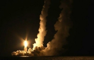 Rusya, 8 bin kilometre menzilli balistik füze denemesi...