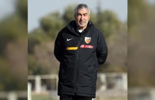 """Samet Aybaba: """"Bu zor süreçte takımın direnci..."""