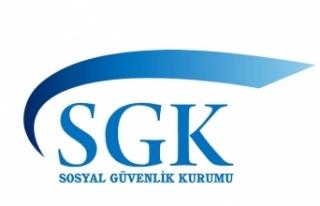 SGK, Sağlık Bakanlığı'ndan COVİD-19'un meslek...