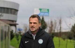 "Stjepan Thomas: ""Antalyaspor karşısında Allah'ın..."