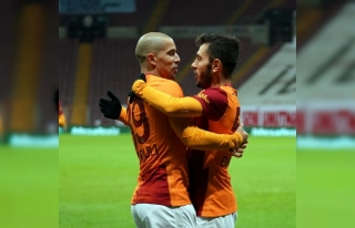 Süper Lig: Galatasaray: 3 - Göztepe: 1 (Maç sonucu)