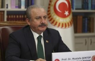 TBMM Başkanı Şentop: Türkiye, uluslararası öğrenci...