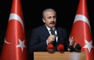 TBMM Başkanı Şentop: Türkiye'nin askeri imkan...