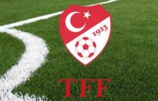 TFF'den Ahmet Nur Çebi'ye geçmiş olsun...