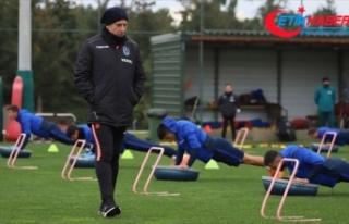 Trabzonspor'da Avcı'nın ilk büyük maç...